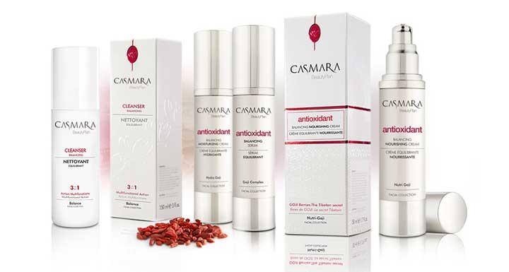 antioxidant casmara