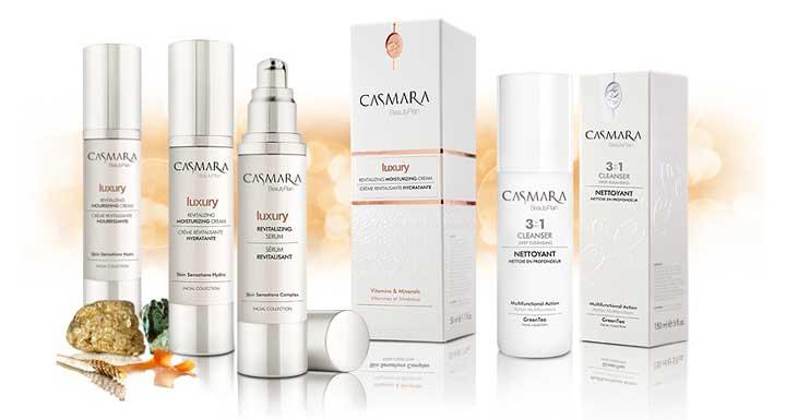 luxury casmara